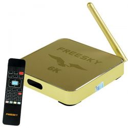 Receptor Freesky 6K Ultra HD