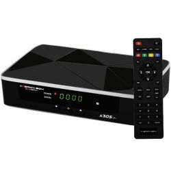 Receptor America Box S305 Plus 4K Ultra